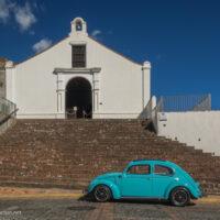 Along the street in historic San German, Puerto Rico - ExplorationVacation.net