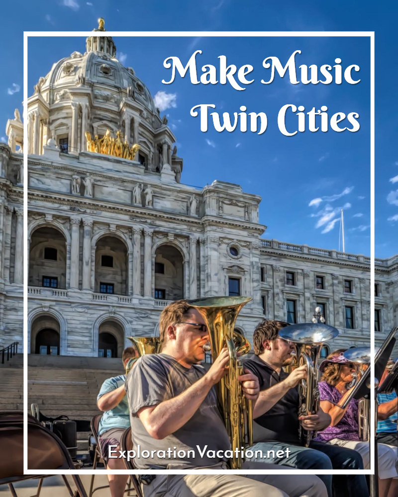 Make Music Twin Cities - ExplorationVacation.net