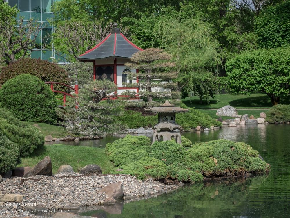 Normandale Japanese garden is a serene oasis in Minneapolis, Minnesota | Exploration Vacation
