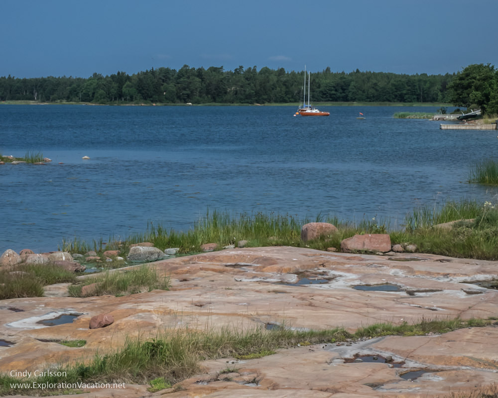 Sailing in Finland's #Åland Islands on a beautiful summer day - ExplorationVacation #Finland #visitåland #discoverfinland #summervacation