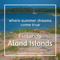 Link to Summer in Aland Island post
