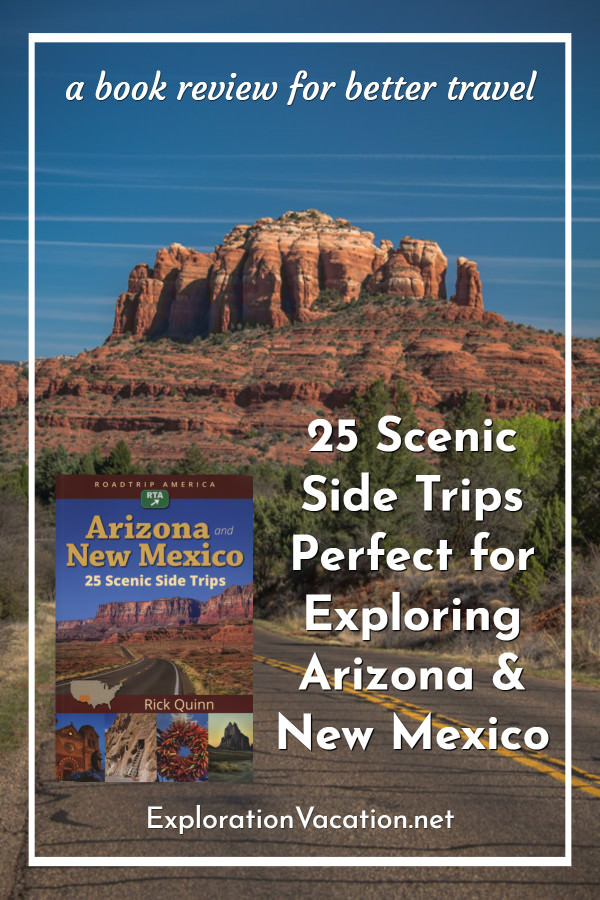 title slide for with sedona red rock