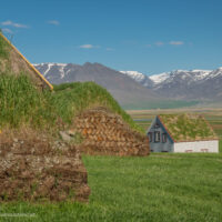 sod and sod-roofed buildings