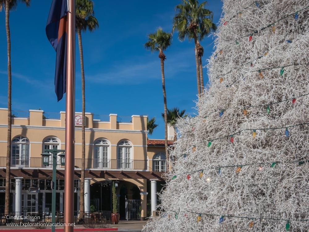 An Arizona holiday at the Chandler tumbleweed Christmas tree