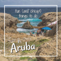 Fun and cheap things to do in Aruba