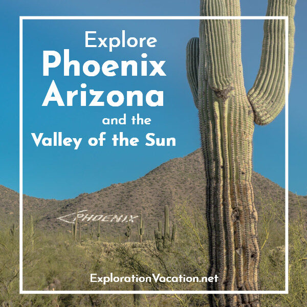 Link to Phoenix Arizona and the Valley of the Sun page