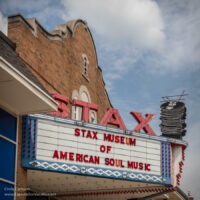 Stax museum sign