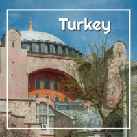 "part of a church with text ""Turkey"""