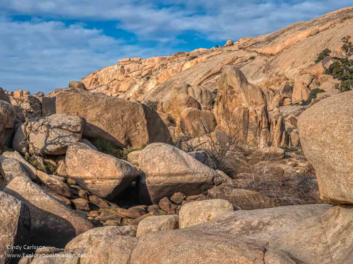 photo of rocks and boulders
