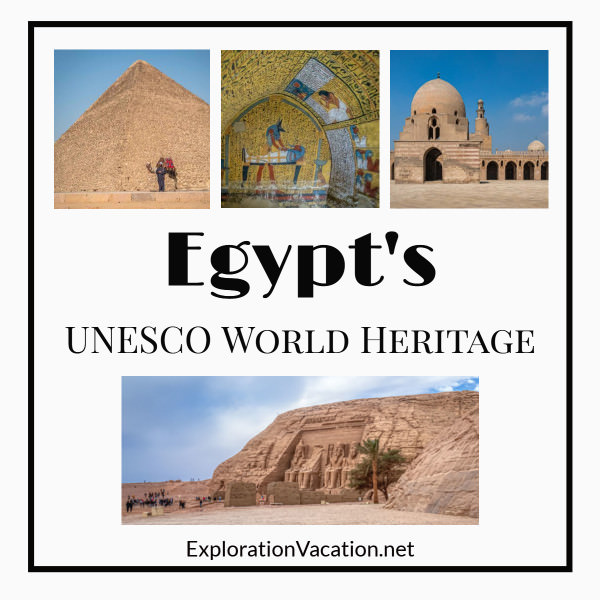 Permalink to: UNESCO World Heritage sites in Egypt