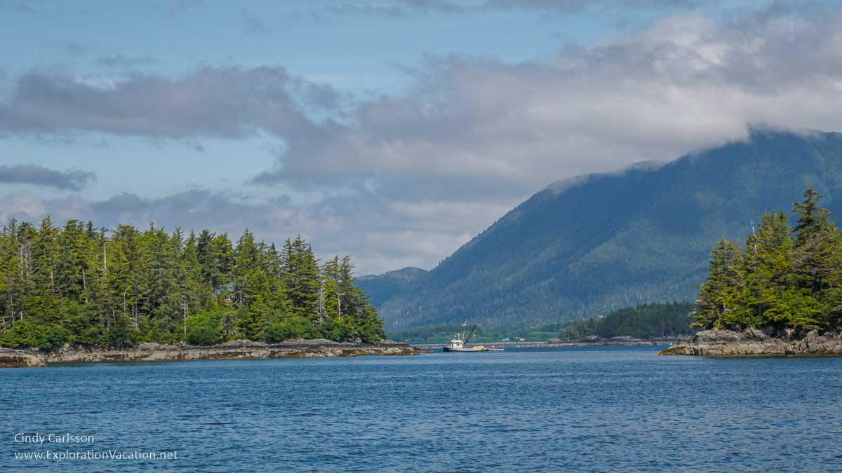 coast alone Sitka Alaska